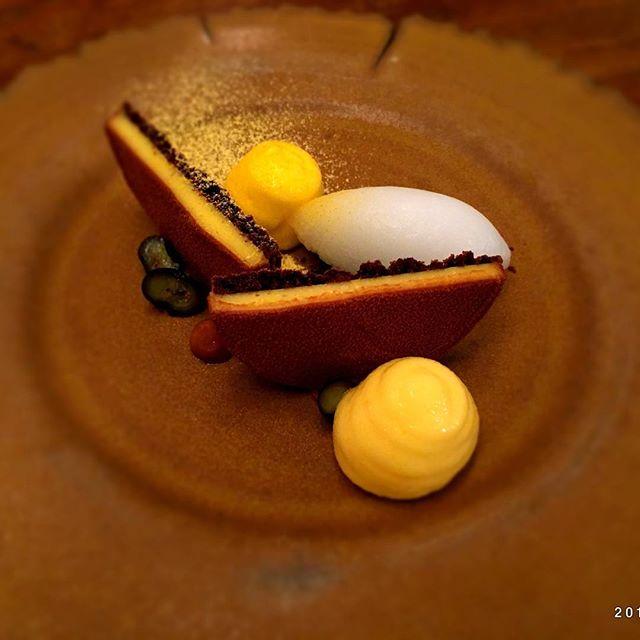 #dessert #accentstablebourse #gimgembre #paris #restaurant