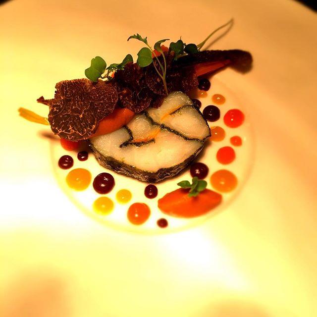 #cabillaud #nori #truffe #accentstablebourse #restaurant #paris