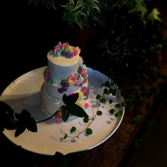 Gâteau de mariage  #mariage #gateau #accentstablebourse #restaurant #paris #ウェディングケーキ #パリ#love #amour #wedding