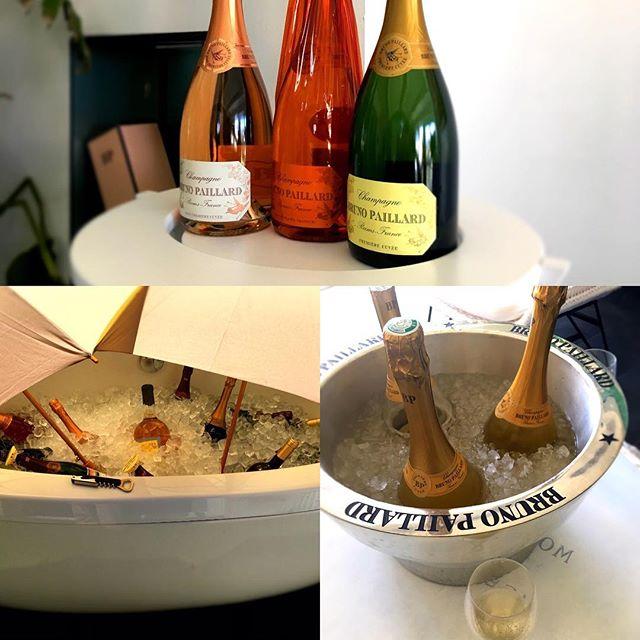#brunopaillard #accentstablebourse #degustation #champagne #tresbon #paris #cool