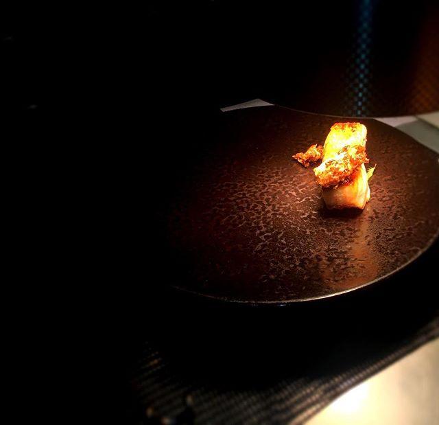 Sébaste----Redfish#accentstablebourse #gastronomy #gourmet #paris #restaurant #fish #foodie #foodpics @romainmahi #foodlover #chef #healthy #photography..photo: @jean_se